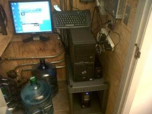 SMB server room